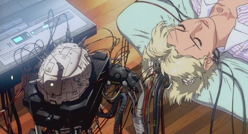 Ghost In The Shell 1995 Screenshot 2