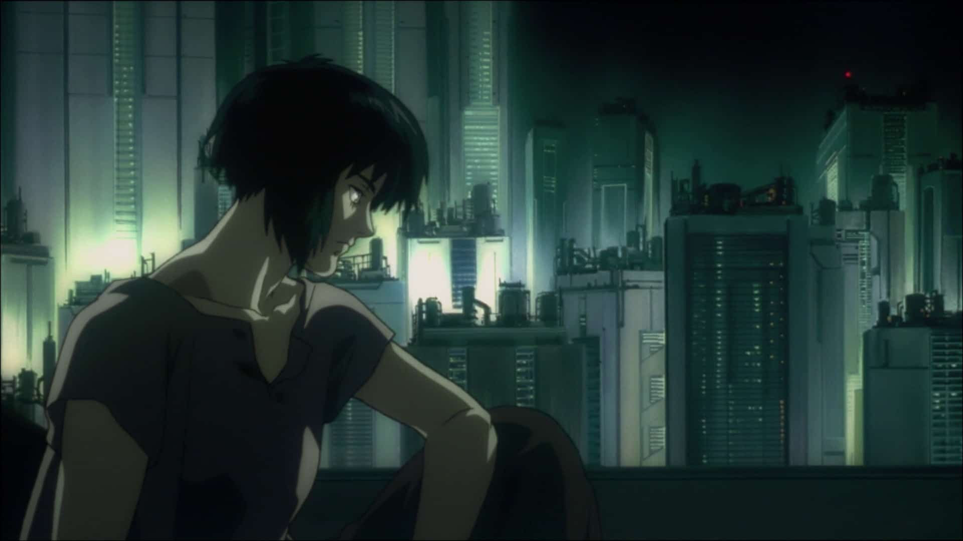Ghost In The Shell 1995 Screenshot 3