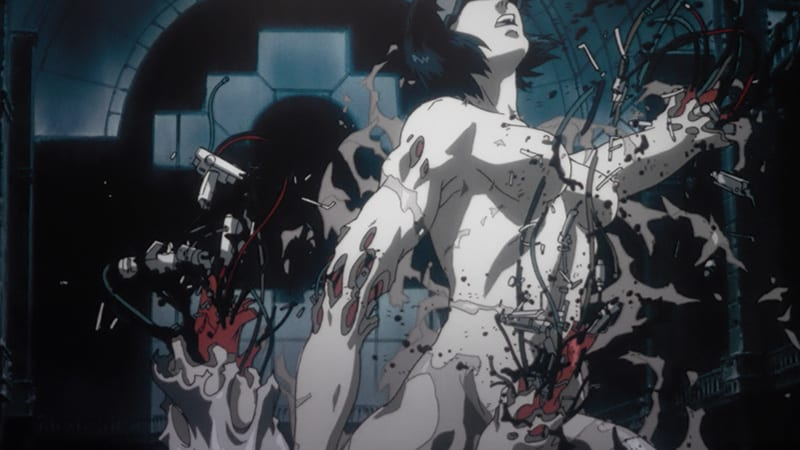 Ghost In The Shell 2.0 Screenshot1