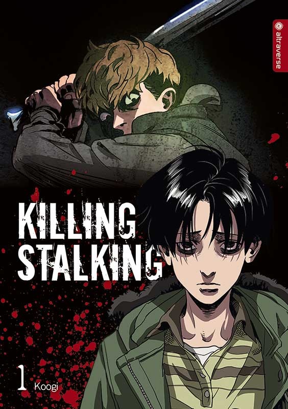 Killing Stalking 01 Cover