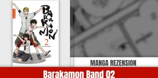 Review Barakamon Band 02