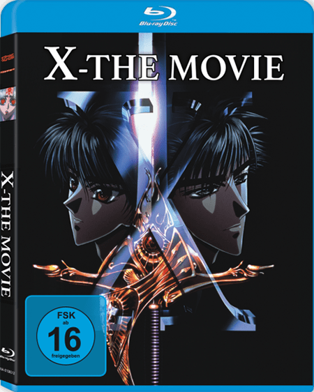 X – The Movie Cover