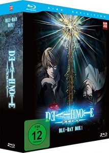 Death Note Box 1 Cover