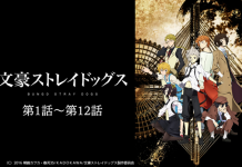 Bungo Stray Dogs Interview