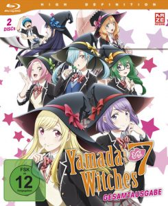 Ka Yamada Kun And The Seven Witches 1 Bd Vol. Gesamtausgabe 2d Cover 72dpi