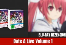 Review Date A Live Volume 1