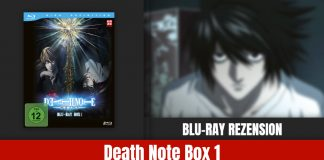Review Death Note Box 1