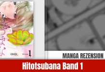 Review Hitotsubana Band 1