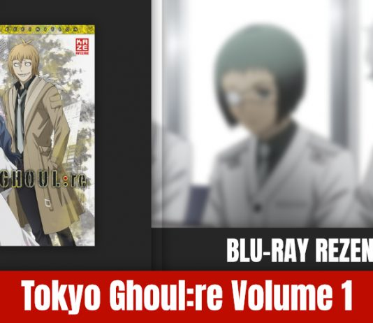Review Tokyo Ghoulre Volume 1