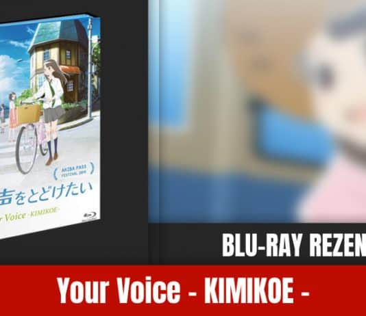 Your Voice – Kimikoe –