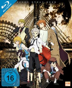 Bungo Stray Dogs Bd 1