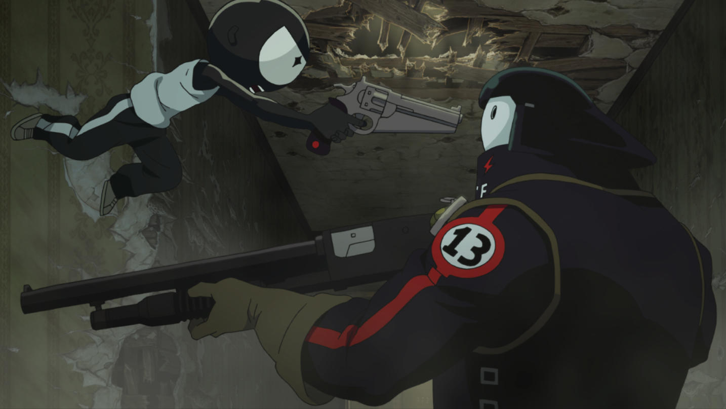 Mutafukaz Screenshot2