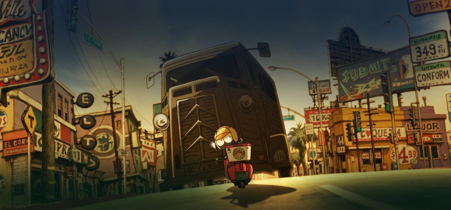 Mutafukaz Screenshot3