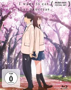 I Want To Eat Your Pancreas Cover