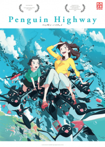 Kazé Animenights Penguin Highway Poster Web