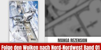 Review Folge Den Wolken Nach Nord Nordwest Band 01
