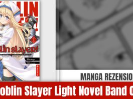 Review Goblin Slayer Light Novel 01