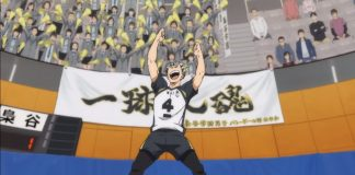 Haikyuu!! Land Vs. Sky