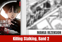 Killing Stalking, Band 2