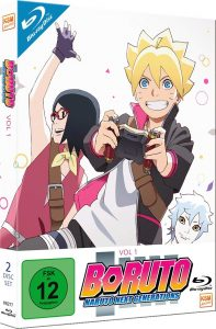 Boruto Cover