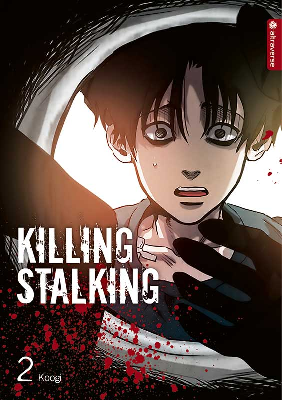 Killing Stalking 02 Cover