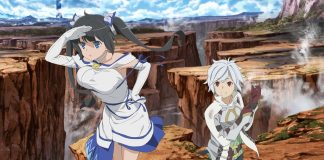 Danmachi Is It Wrong To Try To Pick Up Girls In A Dungeon