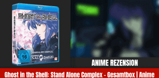Ghost In The Shell Stand Alone Complex Gesamtbox