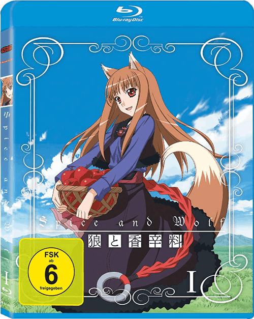 Spice And Wolf Vol. 1 Cover