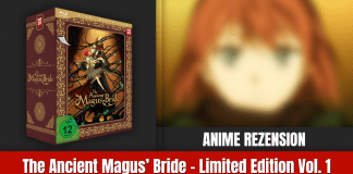 The Ancient Magus' Bride Box 1 – Limited Edition