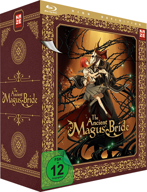 The Ancient Magus' Bride Box 1 – Limited Edition Mit Sammelschuber