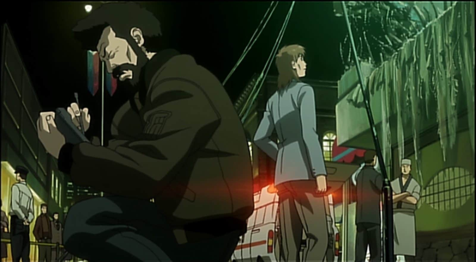 Ghost In The Shell Gesamtbox Screenshot 2