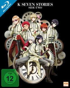 K Seven Stories Side Two Bd 1