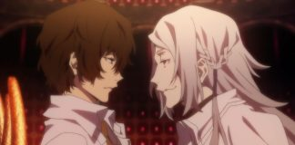 Bungo Stray Dogs Dead Apple 5