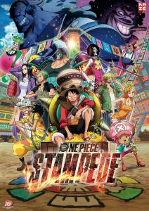 Ka One Piece Stampede Poster A1 Web