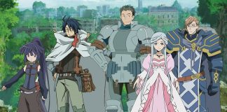 Log Horizon S1