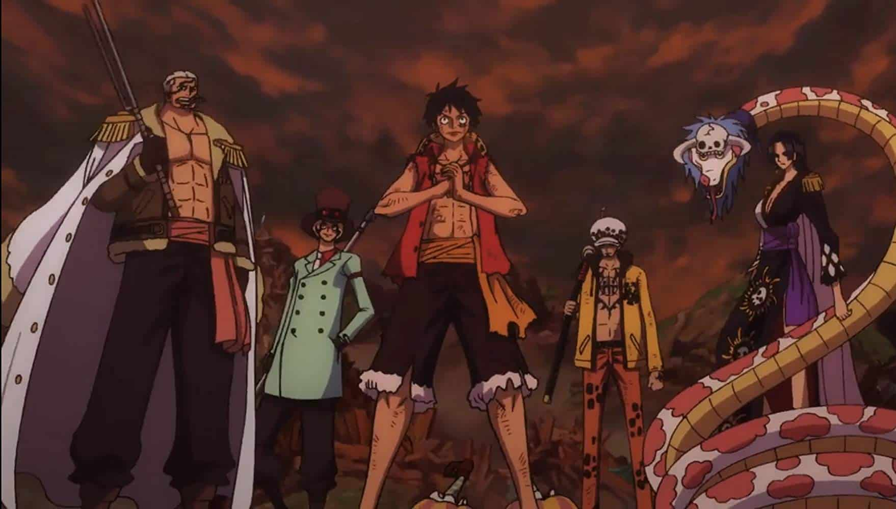 One Piece Stampede Kino Deutschland
