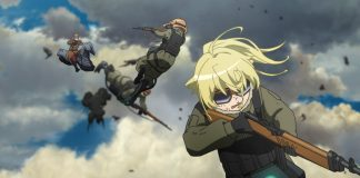 Saga Of Tanya The Evil Movie
