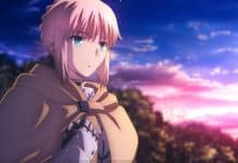 Fate Stay Night Heavens Feel I Presage Flower