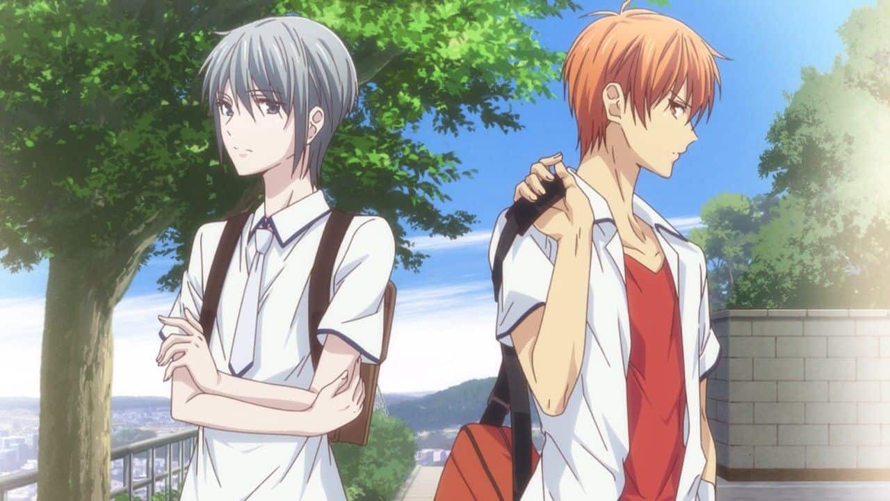 Fruits Basket S1