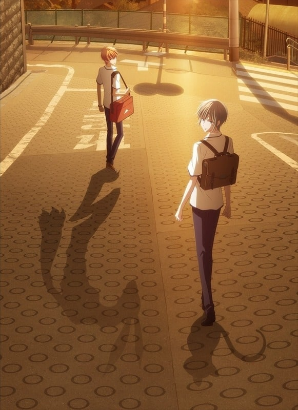 Fruits Basket S2 New Visual