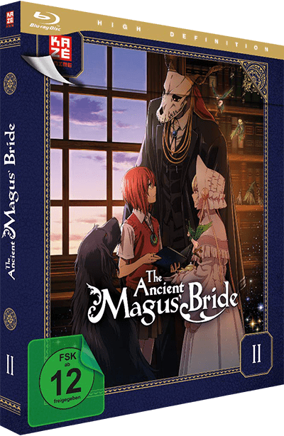 The Ancient Magus Bride Cover Vol 2