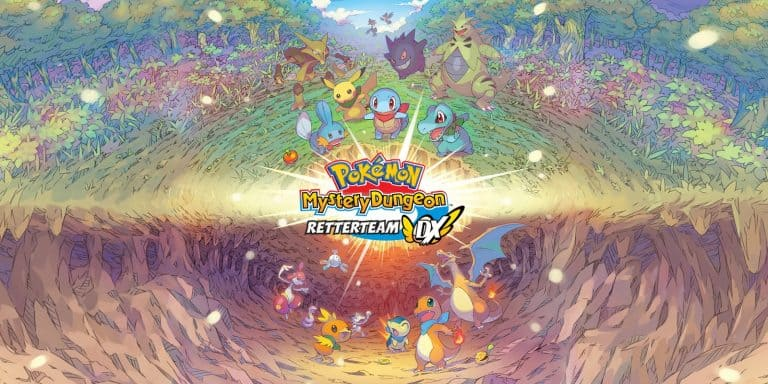 "Gameplay-Video zu ""Pokémon Mystery Dungeon: Retterteam DX"" veröffentlicht"