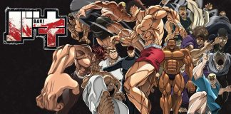 Baki Season 3 Header