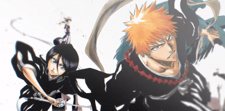 Bleach 20th Anniversary Project Pv