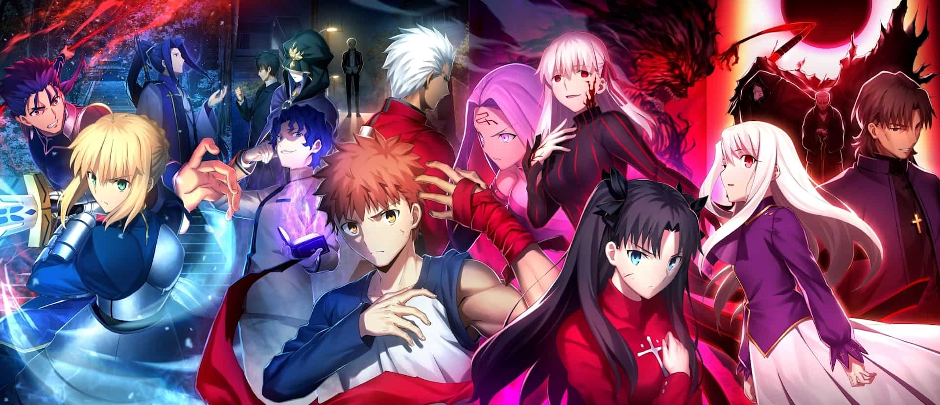 Fate/stay night: Heaven's Feel III – Spring Song