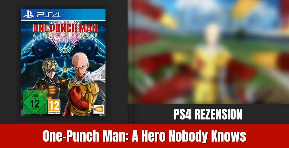 Review: One Punch Man: A Hero Nobody Knows | PS4