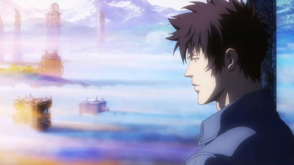Psycho Pass Ss Movie