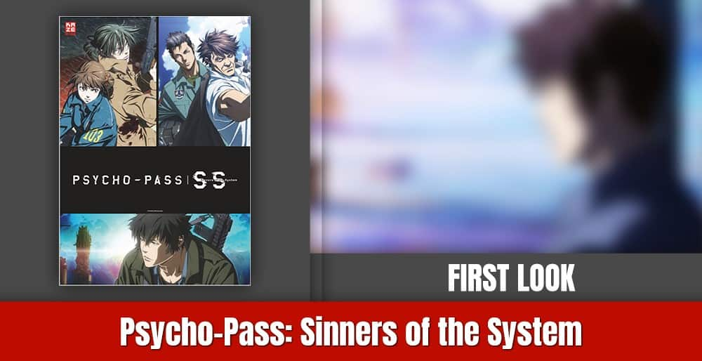 First Look: Psycho-Pass: Sinners of the System