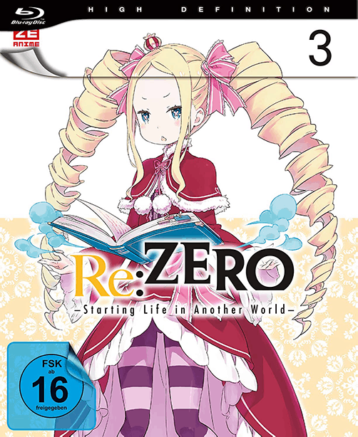 Re:ZERO – Starting Life in Another World –