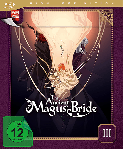 The Ancient Magnus Bride Vol. 3 Cover